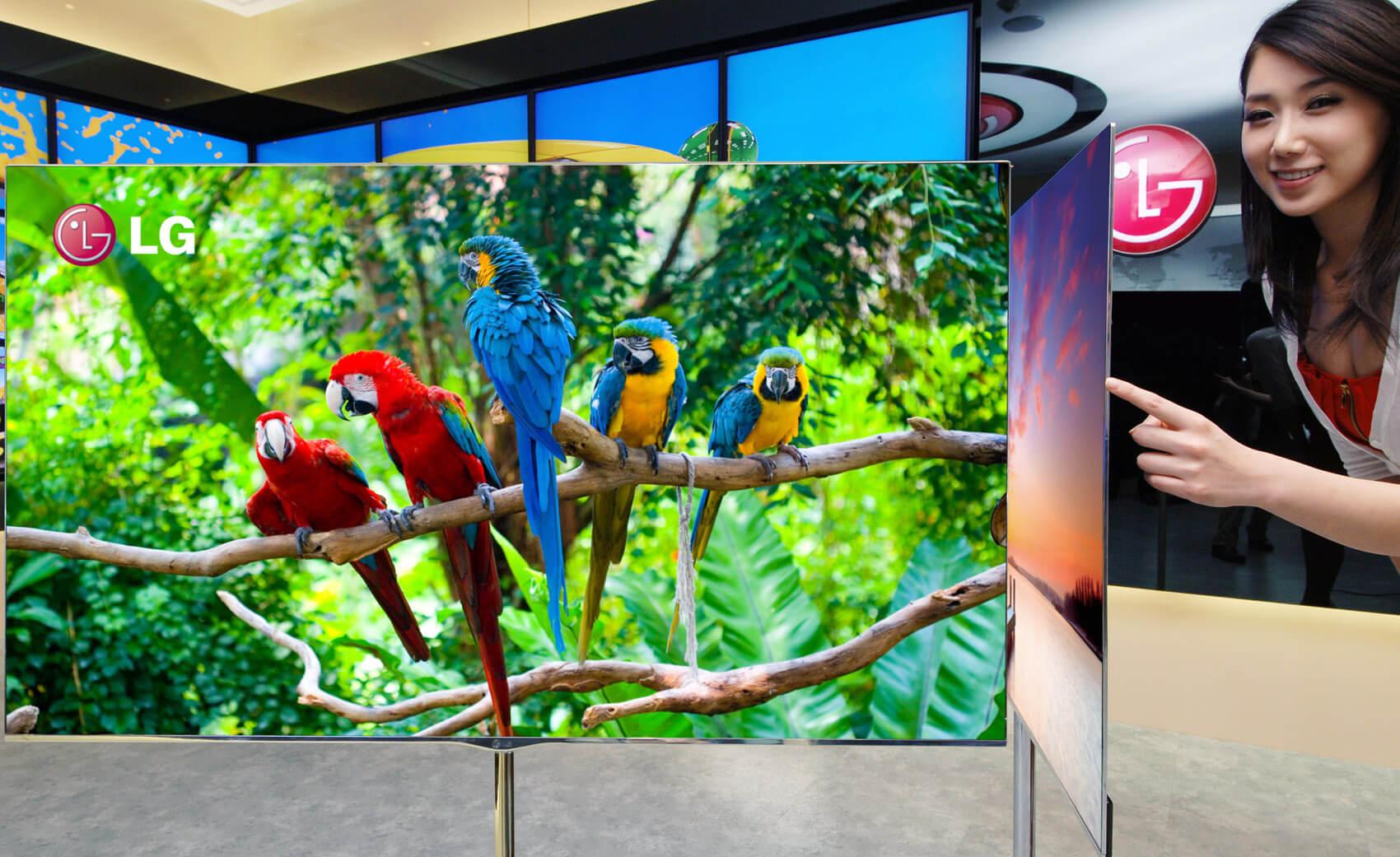 Telewizor OLED. Czym są telewizory OLED? Jaki kupić? Ranking telewizorów OLED 2019!