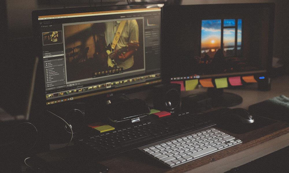 Telewizor jako monitor PC